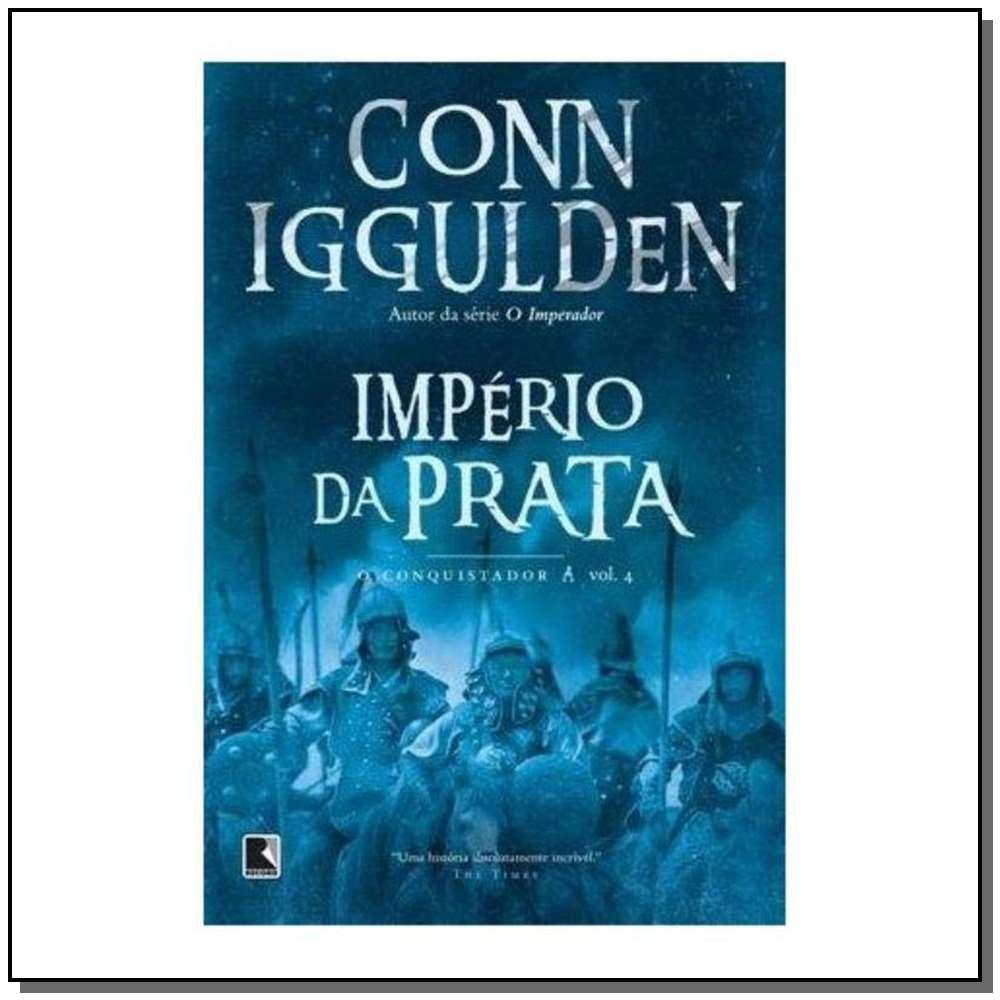 IMPÉRIO DA PRATA (VOL. 4 CONQUISTADOR)