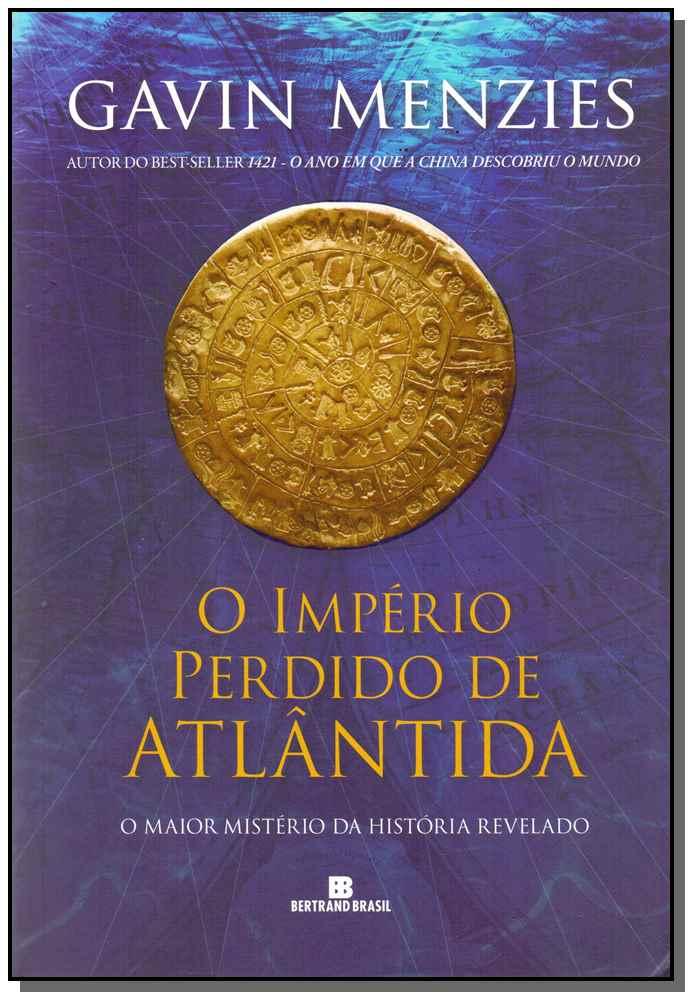 IMPERIO PERDIDO DE ATLANTIDA, O