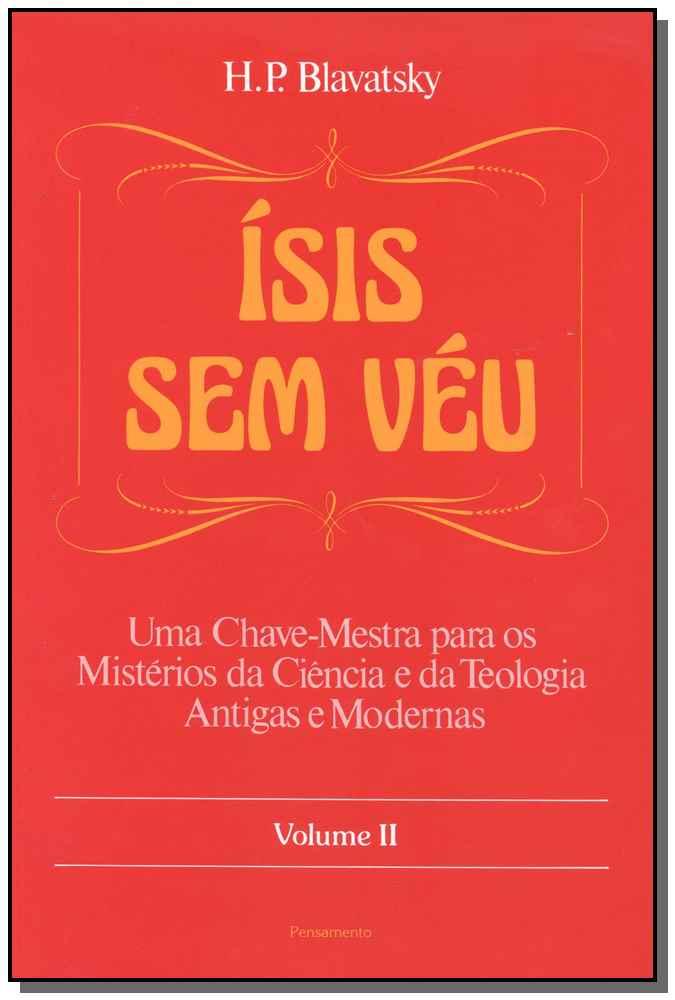 ISIS SEM VEU - VOL.02