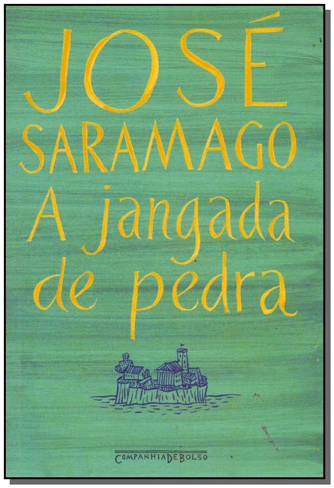 JANGADA DE PEDRA, A - BOLSO