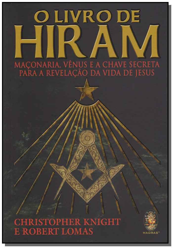 LIVRO DE HIRAM, O