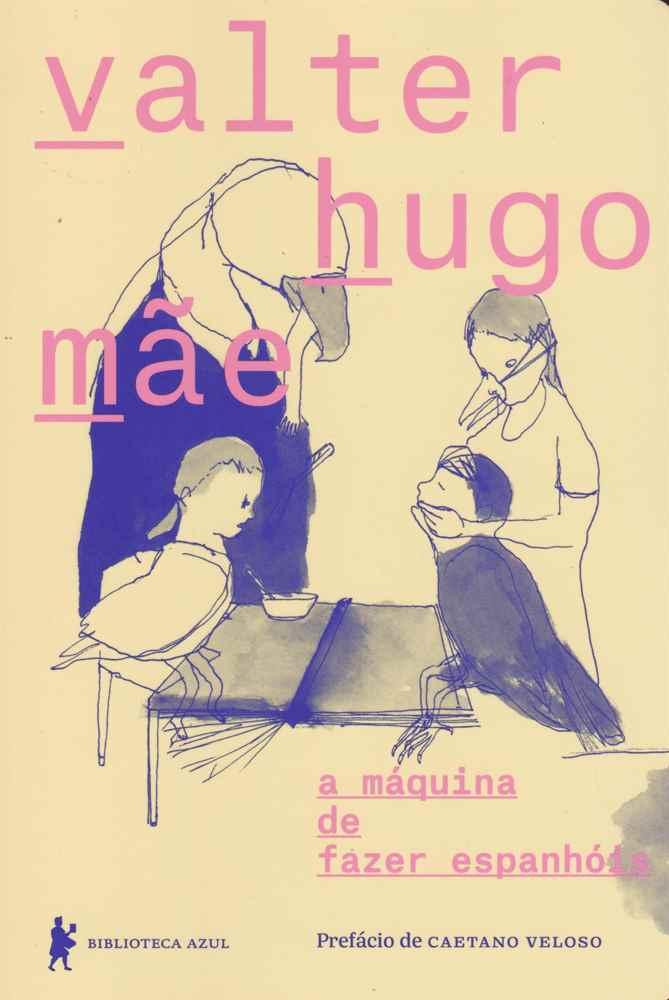 MAQUINA DE FAZER ESPANHOIS, A