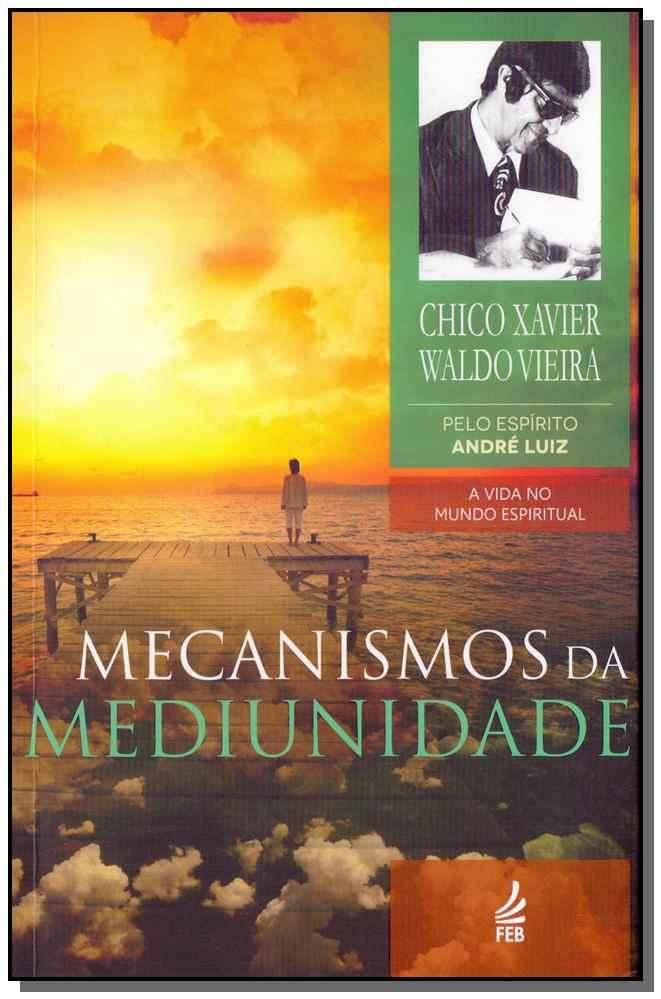 MECANISMOS DA MEDIUNIDADE (NOVO PROJETO)