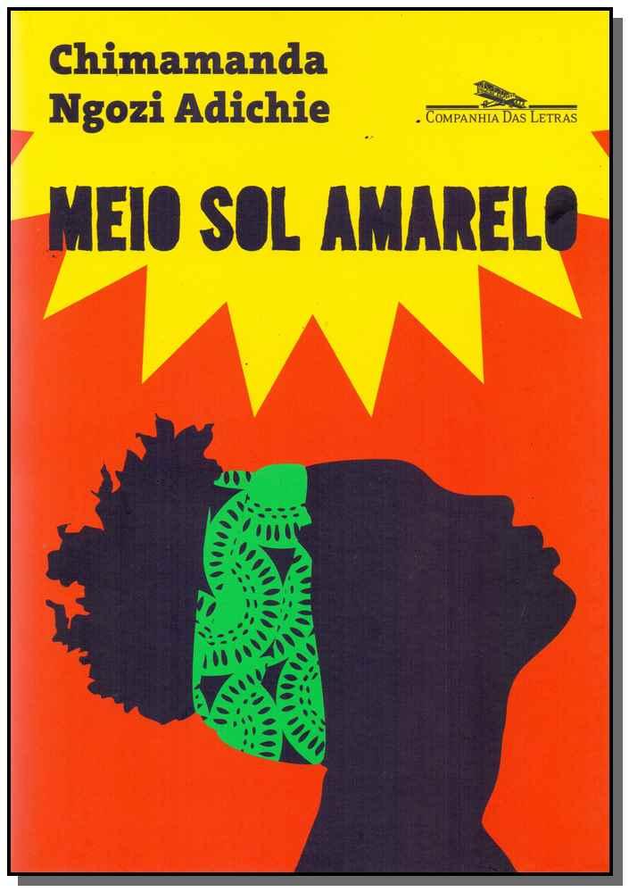 MEIO SOL AMARELO - (NOVA CAPA)