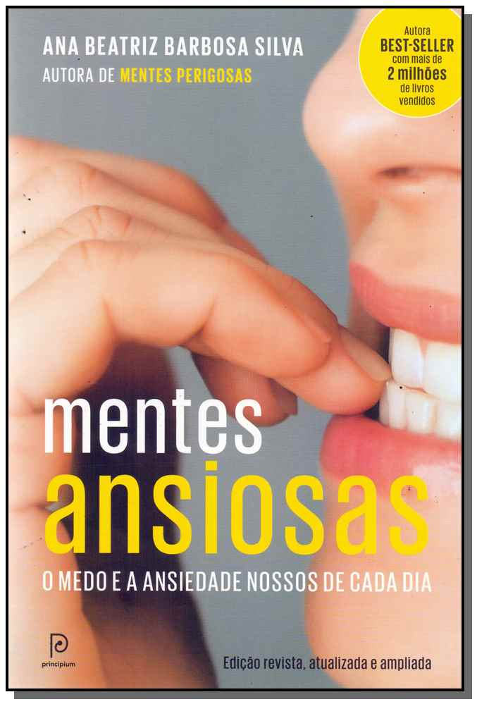 MENTES ANSIOSAS - 02ED