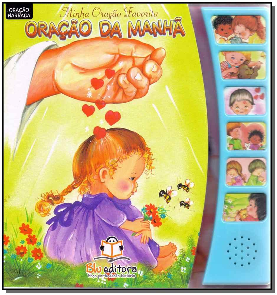 MINHA ORACAO FAVORITA - ORACAO DA MANHA
