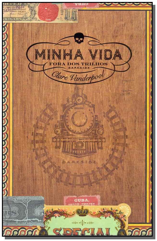 MINHA VIDA FORA DOS TRILHOS