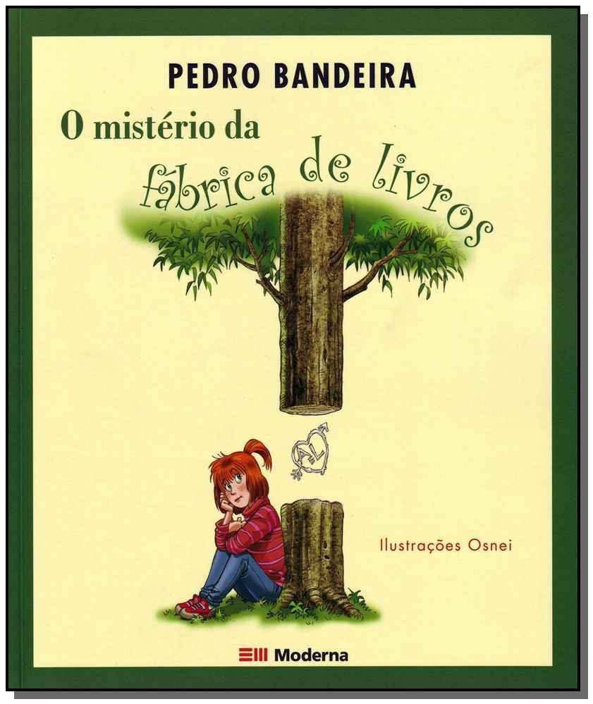 MISTERIO DA FABRICA DE LIVROS, O