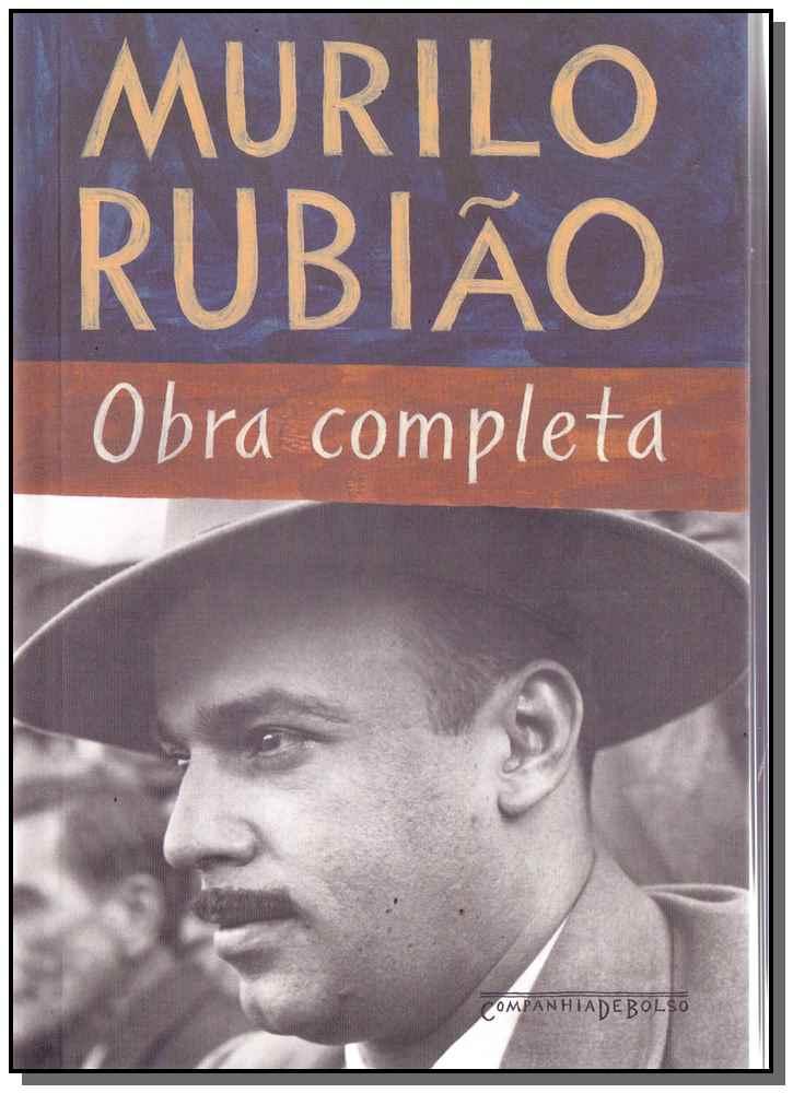 MURILO RUBIAO - OBRA COMPLETA - BOLSO