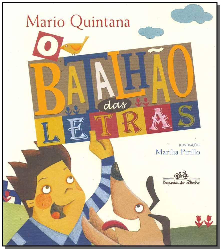 O BATALHÃO DAS LETRAS