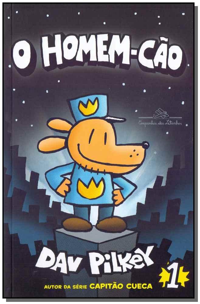 O HOMEM-CÃO #1