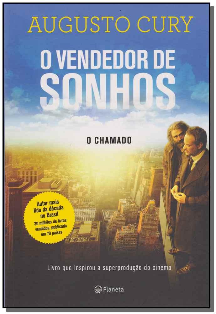 O VENDEDOR DE SONHOS VOL 1 (CAPA DO FILME)
