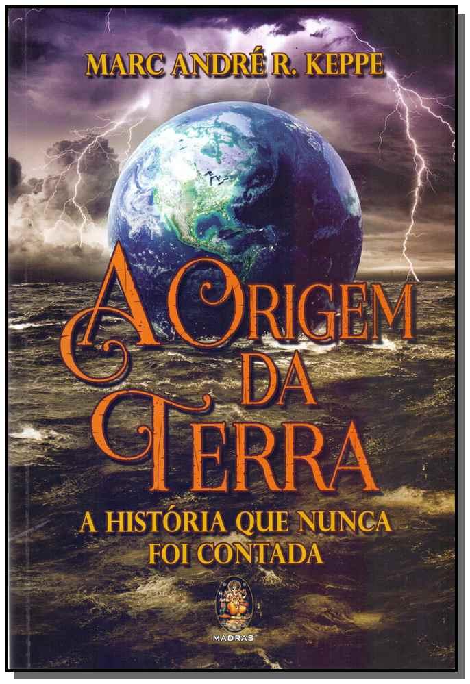 ORIGEM DA TERRA, A
