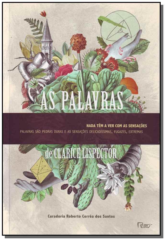 PALAVRAS, AS - DE CLARISSE LISPECTOR