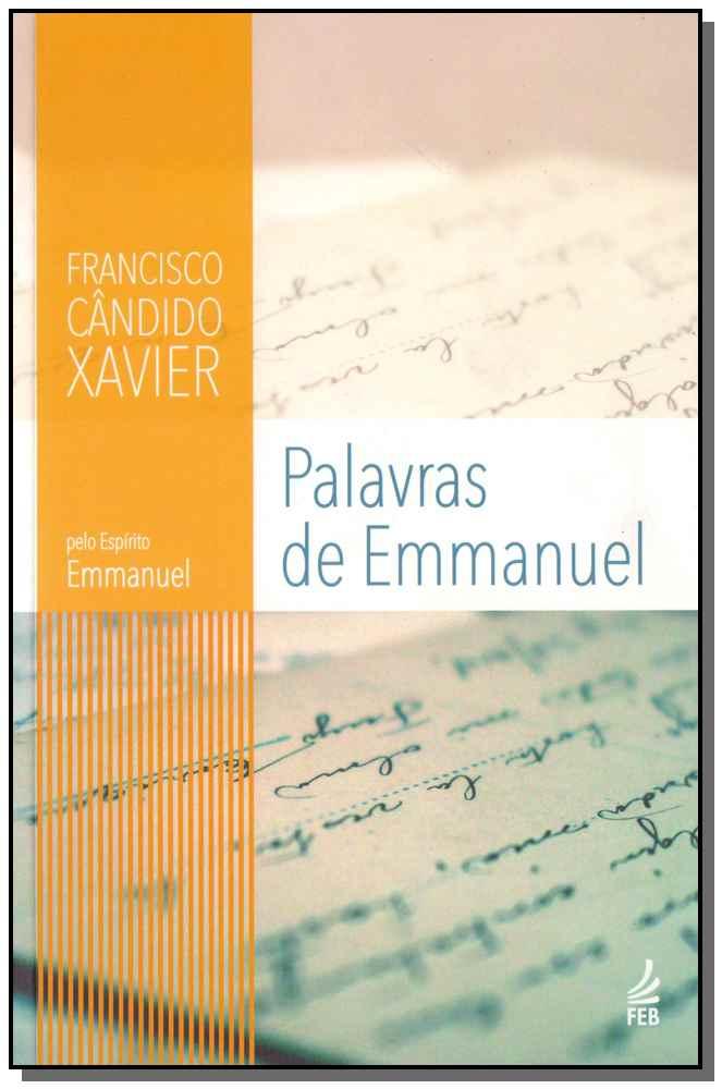 PALAVRAS DE EMMANUEL (NOVO PROJETO)