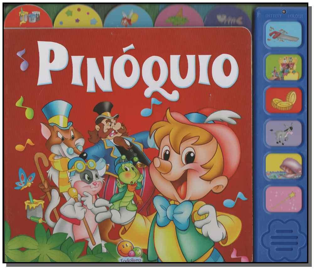 PINOQUIO - CLASSICOS SONOROS