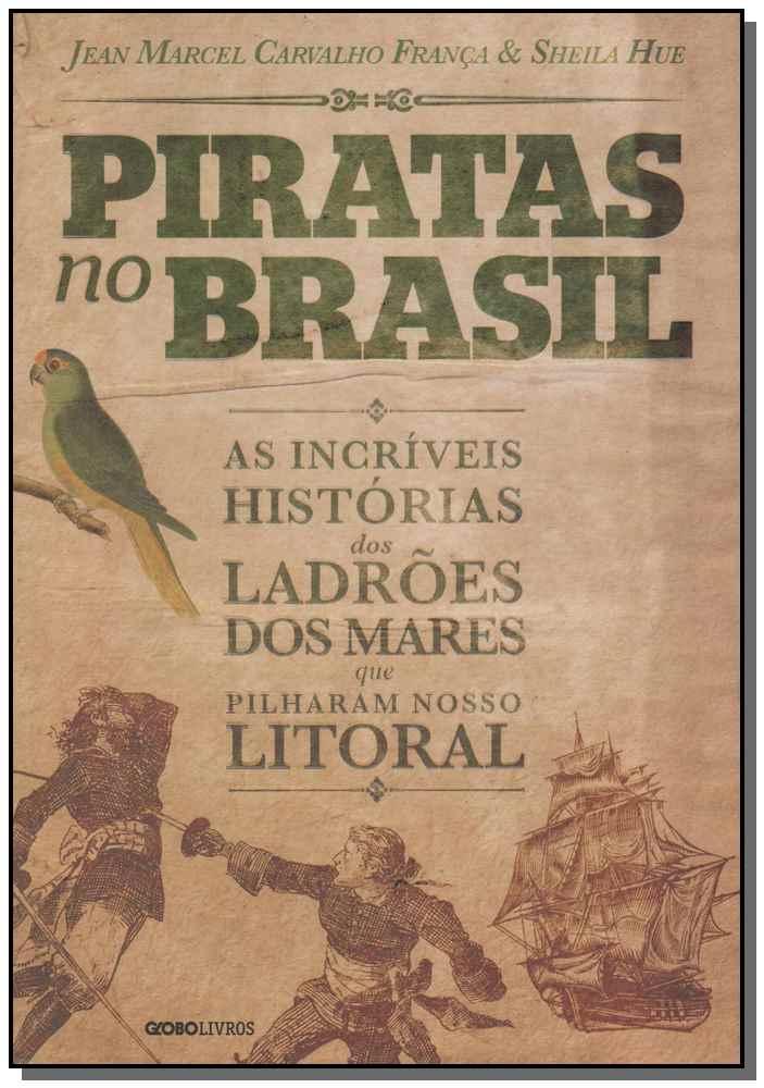 PIRATAS NO BRASIL