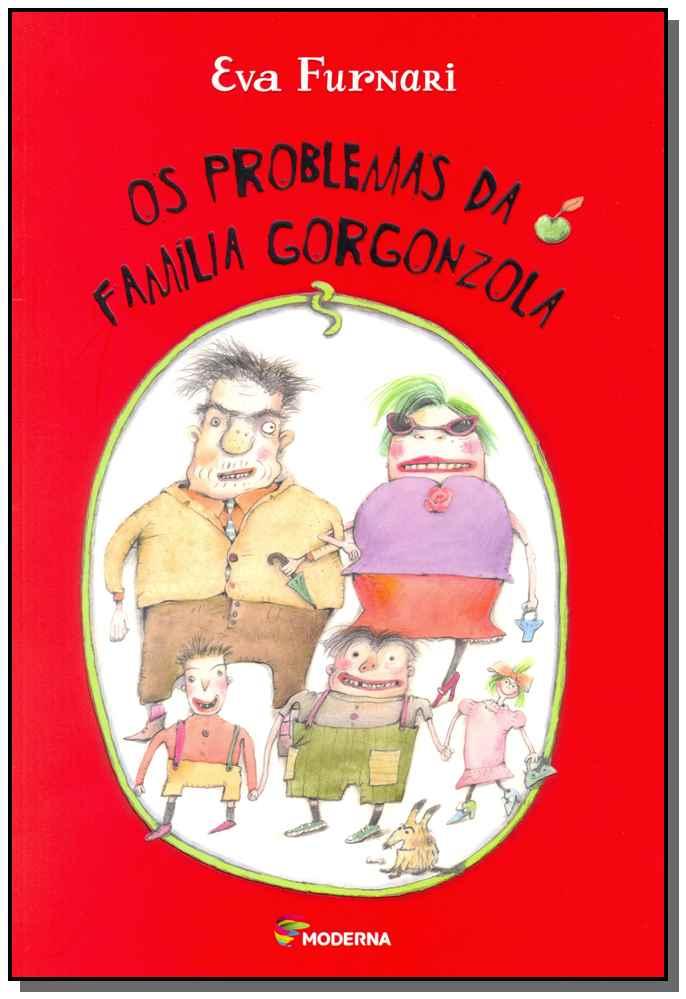 PROBLEMAS DA FAMILIA GORGONZOLA, OS - 02ED