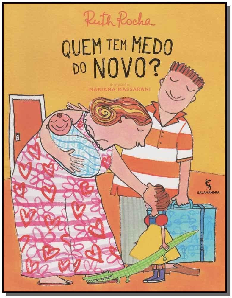 QUEM TEM MEDO DO NOVO? - (MODERNA)