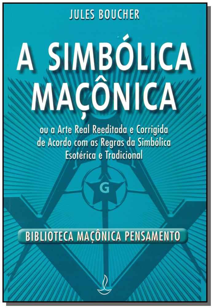 SIMBOLICA MACONICA, A - 02ED.