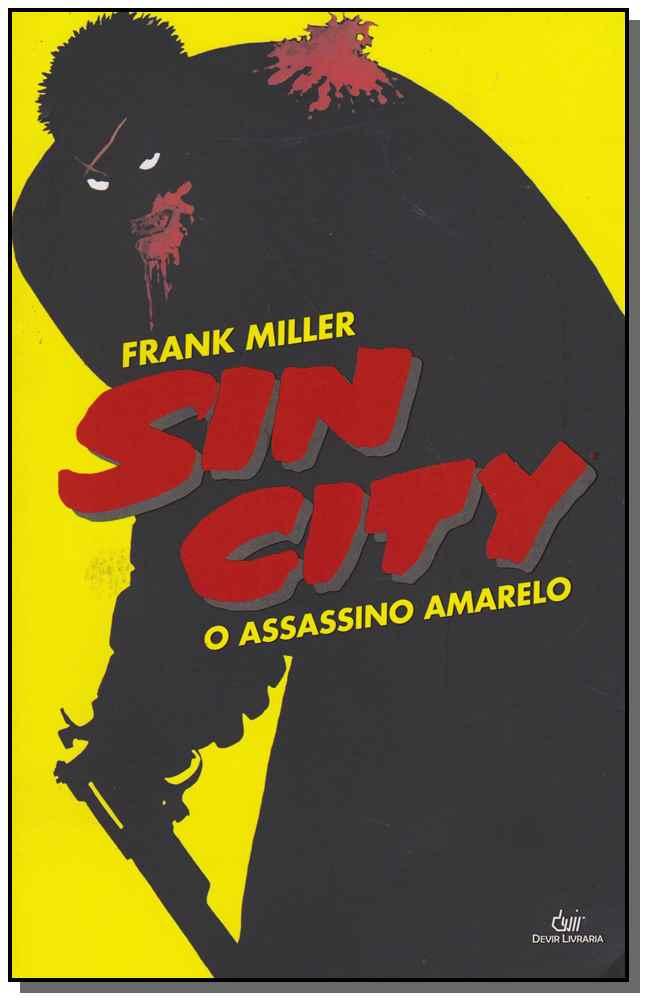 SIN CITY - O ASSASSINO AMARELO