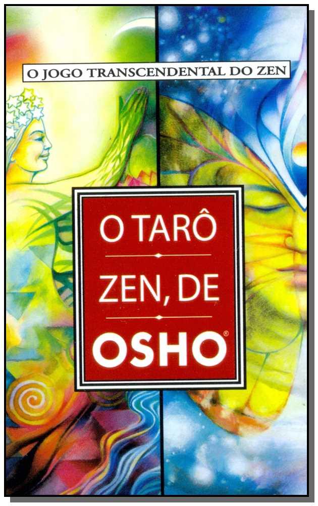 TARÔ ZEN DE OSHO (O) - EDIÇÃO DE BOLSO