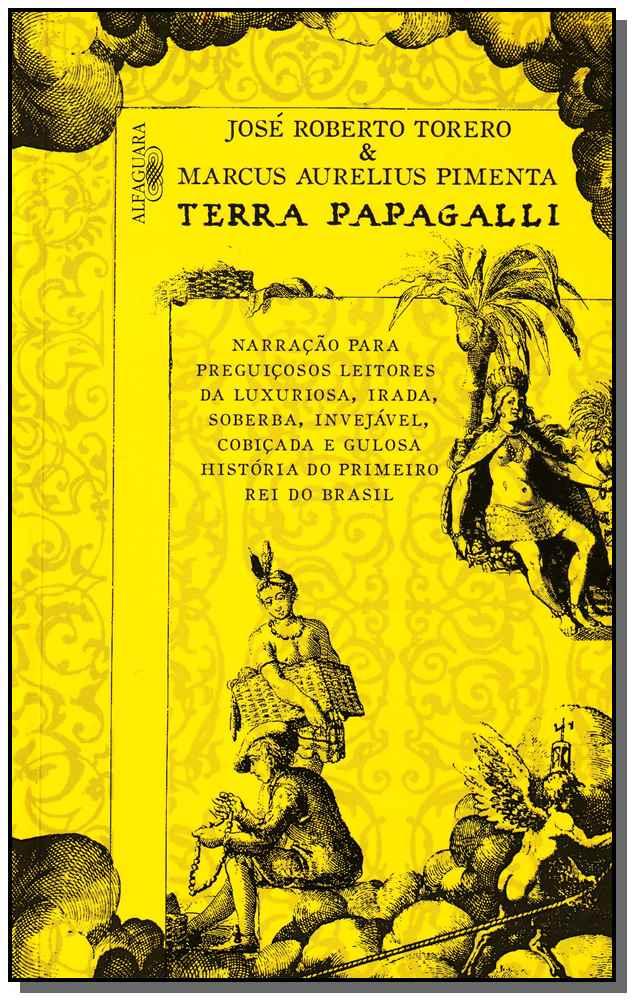 TERRA PAPAGALLI