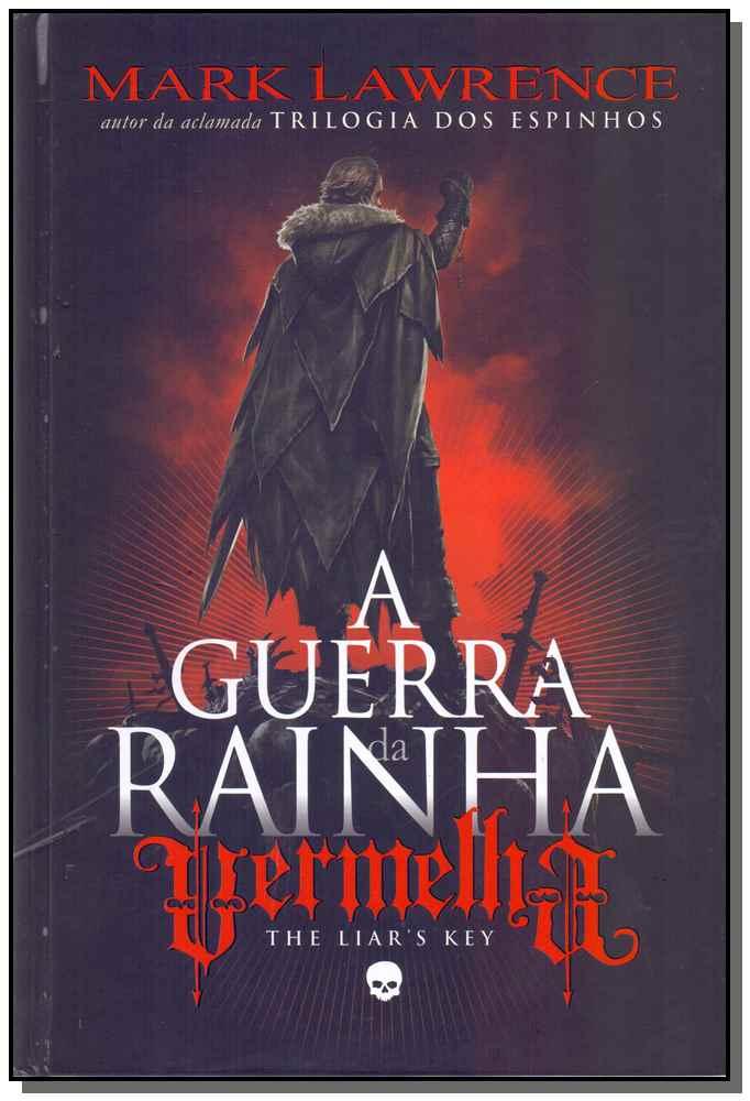 THE LIAR'S KEY - A GUERRA DA RAINHA VERMELHA: VOL. 2