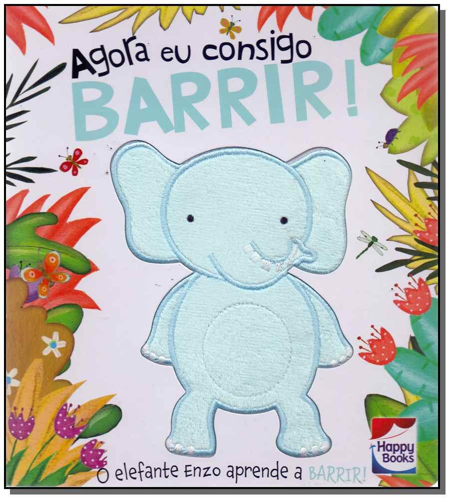 TOQUE E SINTA - AGORA EU CONSIGO: BARRIR!