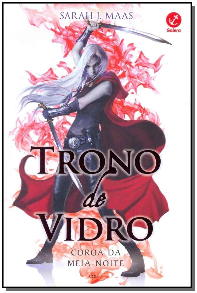 TRONO DE VIDRO: COROA DA MEIA-NOITE (VOL. 2)