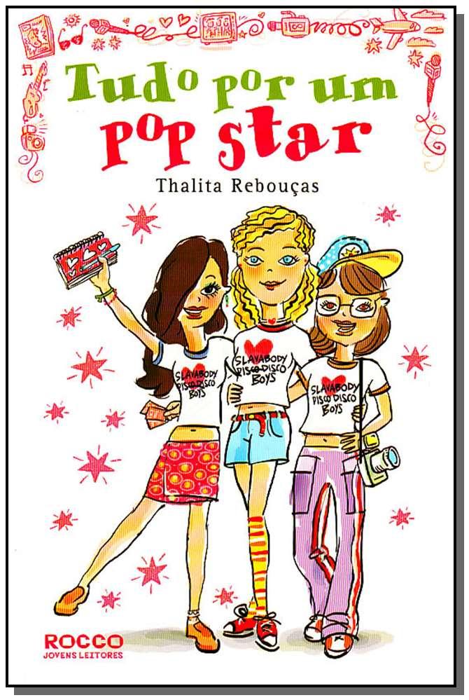 TUDO POR UM POP STAR