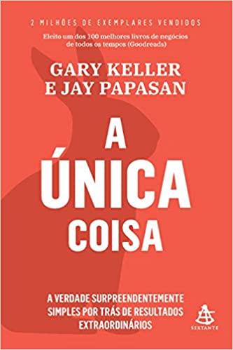 ÚNICA COISA, A