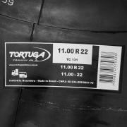 CAMARA DE AR 1100 R 22 RADIAL TORTUGA TC131