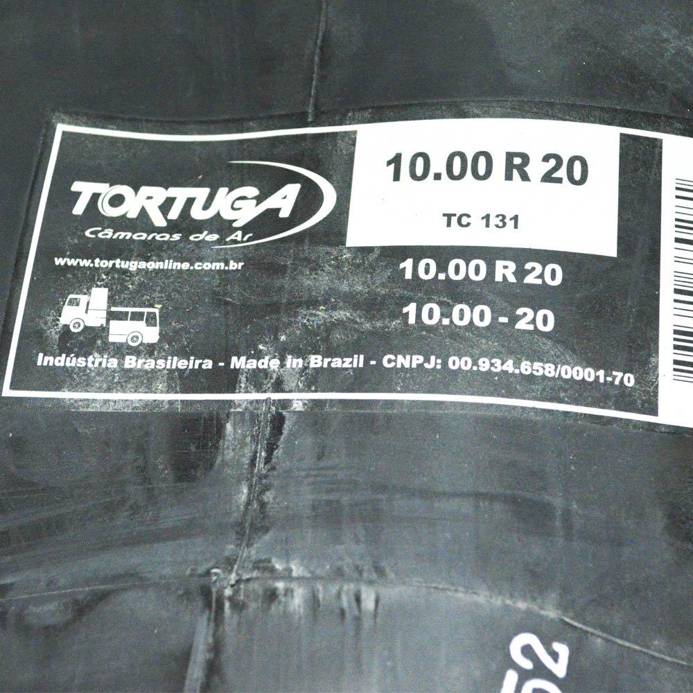 CAMARA DE AR 1000 R 20 RADIAL TORTUGA TC131