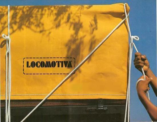 ENCERADO 13 X 8 LOCOMOTIVA LONA 08