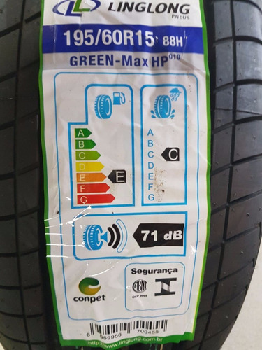 PNEU 195/60 R 15 88H LINGLONG GREEN-MAX HP010