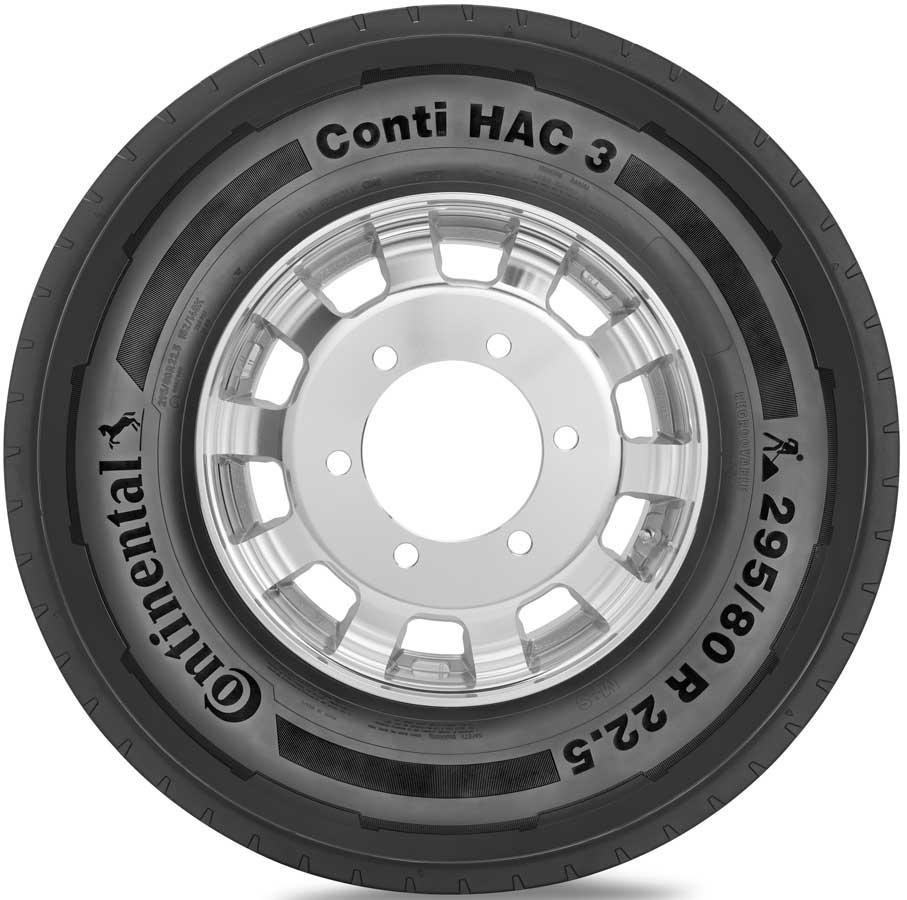 PNEU 295/80 R 22,5 MISTO CONTINENTAL HAC3 16PR 152/148M