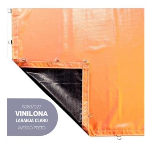 VINILONA SANSUY 14,5 X 4,5 LARANJA