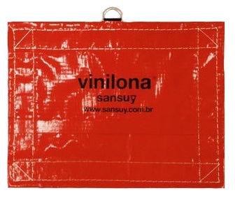 VINILONA SANSUY 5 X 3 VERMELHA