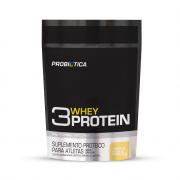 Whey Protein - 3 Whey - Refil 825g - Sabores