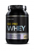 Whey Protein - Iso Pró - Pote 900g - Sabores