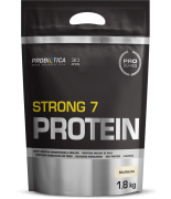 Whey Protein - Strong 7 Protein - Refil 1,8kg - Sabores