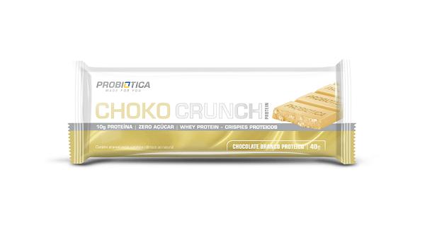Choko Crunch Barra - 12 unidades - Sabores