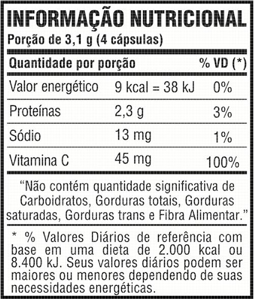 Collagen - Pote 120 Cápsulas