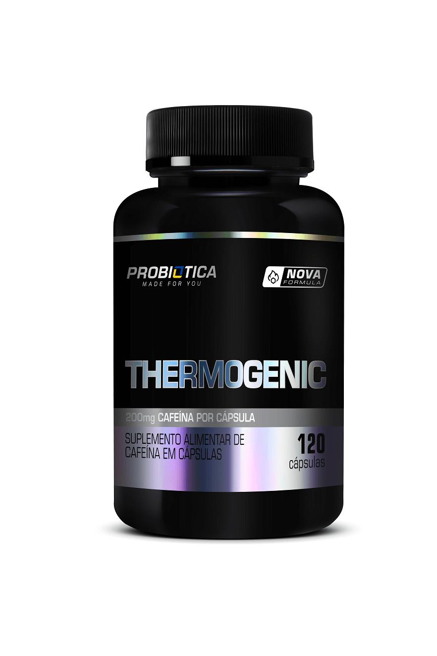 Thermogenic - 120 Cápsulas