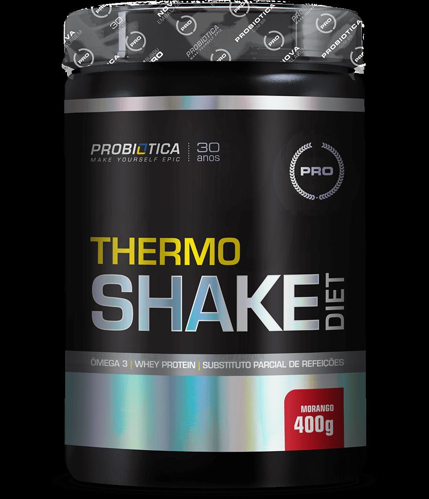 Thermoshake Diet - Pote 400g - Sabores