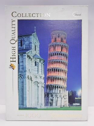 Quebra-Cabeça 1000 peças - Clementoni - Pisa