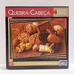 Quebra-Cabeça 1000 peças - Game Office - Chocolates