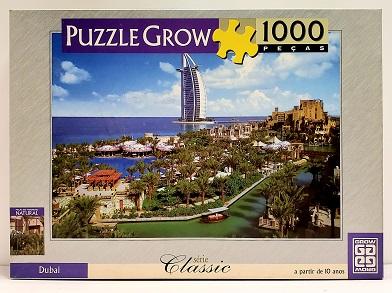 Quebra-Cabeça 1000 peças - Grow - Dubai