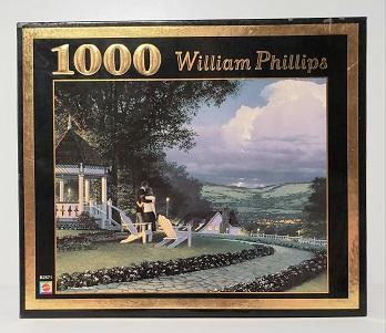 Quebra-Cabeça 1000 peças - Mattel - Storm Watches, William Philips